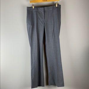 J. Crew stretch wool trouser pant